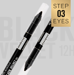 Black Velvet 12h / Waterproof Eyeliner