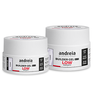 BUILDER GEL 3IN1 – LOW VISCOSITY