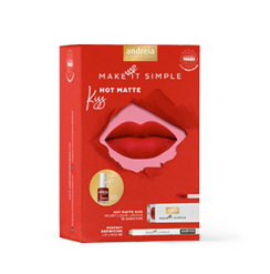 Hot Matte Kiss Coffret Set