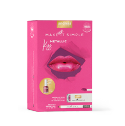 Metallic Kiss Coffret Set