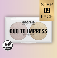 Duo To Impress / Powder Highlighter