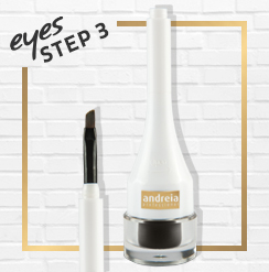 IS THIS REALLY REAL? 3 in 1 Gel / Eyeliner, Smokey Eyes & Eyebrow