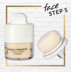 MAGIC POWDER / Loose Fixing Powder