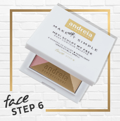 HEY! SCULPT MY FACE! / Easy Contour Palette